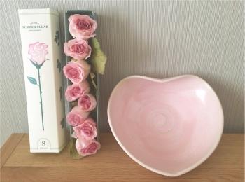 【星野リゾート】『リゾナーレ八ヶ岳』での陶芸作品が届きました!