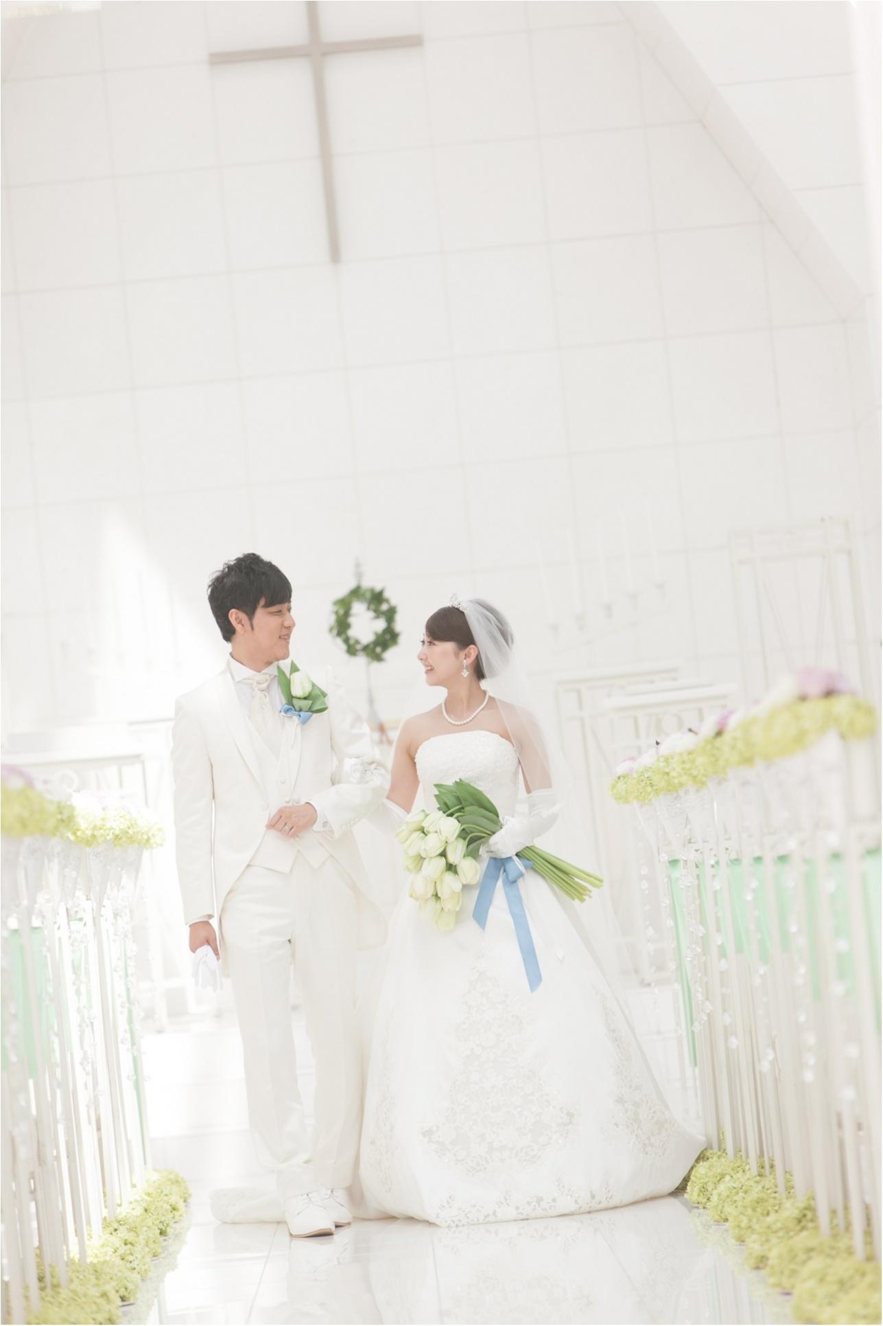 結婚式は「自分の好きな花」を手に持ちヴァージンロードを歩きたい!#さち婚_4