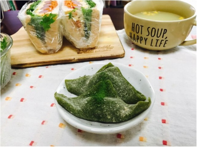 【辻利】宇治抹茶の生八ツ橋が美味しい♡♡_5