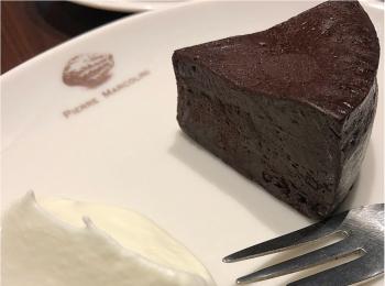 超絶品♡世界的に有名なピエールマルコリーニの高級カフェが銀座にあるんです♡