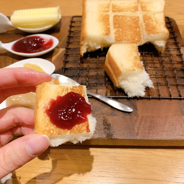 【みおしー遠征ログ❤︎大阪】「&jam Cafe」のトースト&ジャムがモーニングにぴったり!_6