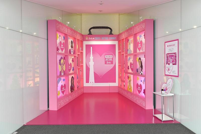 ファッションドール・バービーがデビュー60周年♡ 可愛すぎるカフェメニューや限定グッズなど、コラボイベントが『東京スカイツリー®』で開催中!!_3