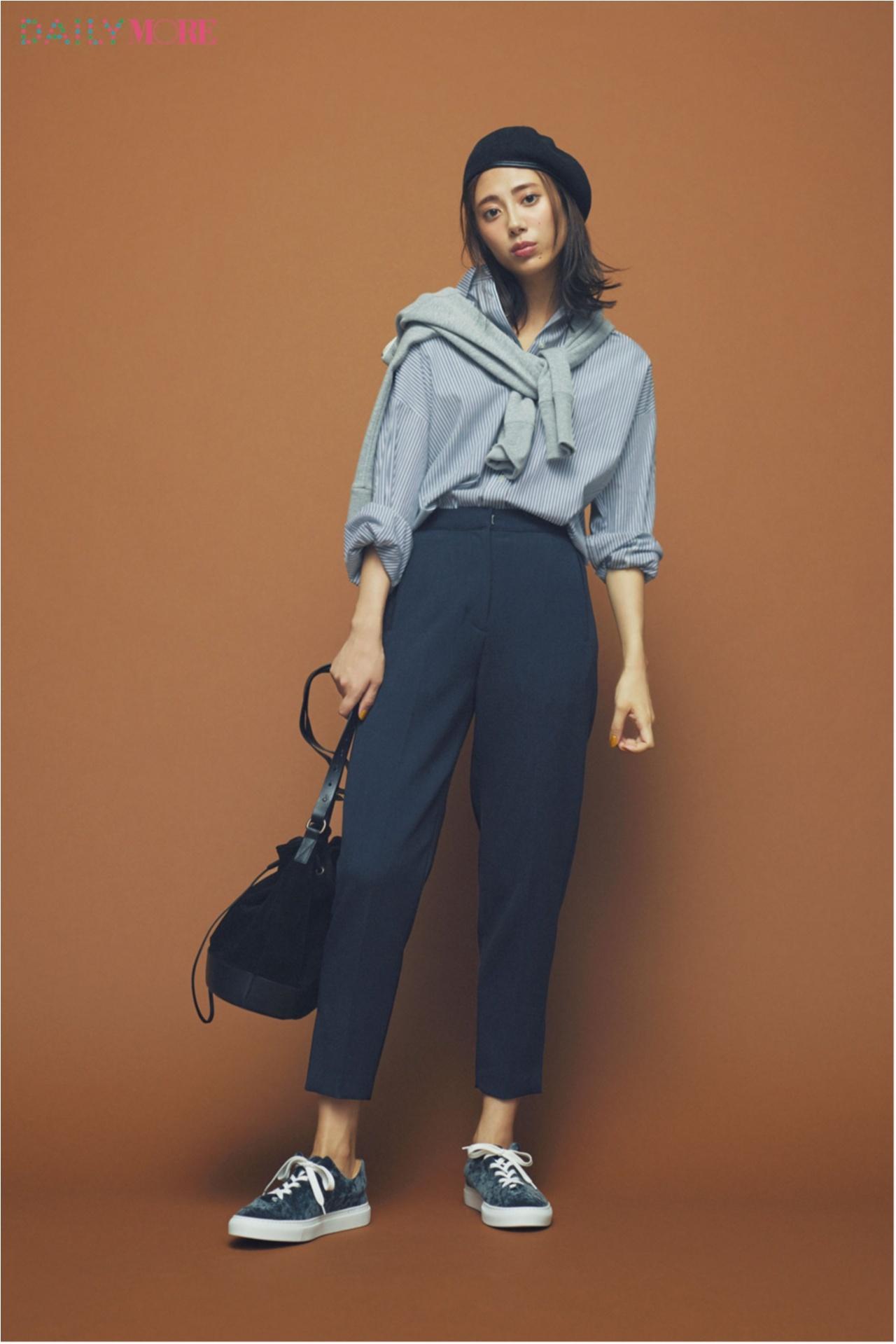 めっちゃ細く見える『GU』のスカート&めっちゃ脚長に見える『リムアーク』のパンツ、スタイルアップテーマが大人気☆ 今週のファッション人気ランキングトップ3!_1_1