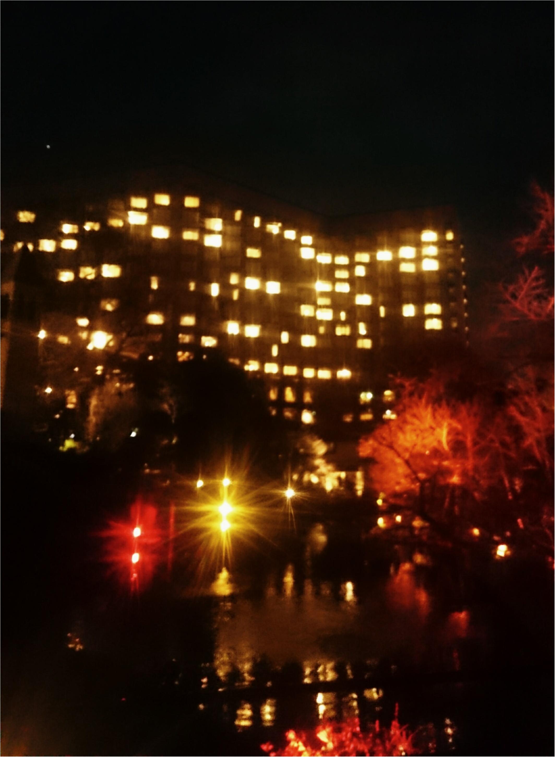 今日からはじまった「ホテル椿山荘東京」の桜イブニングキュートティーへ行ってきました♥_7