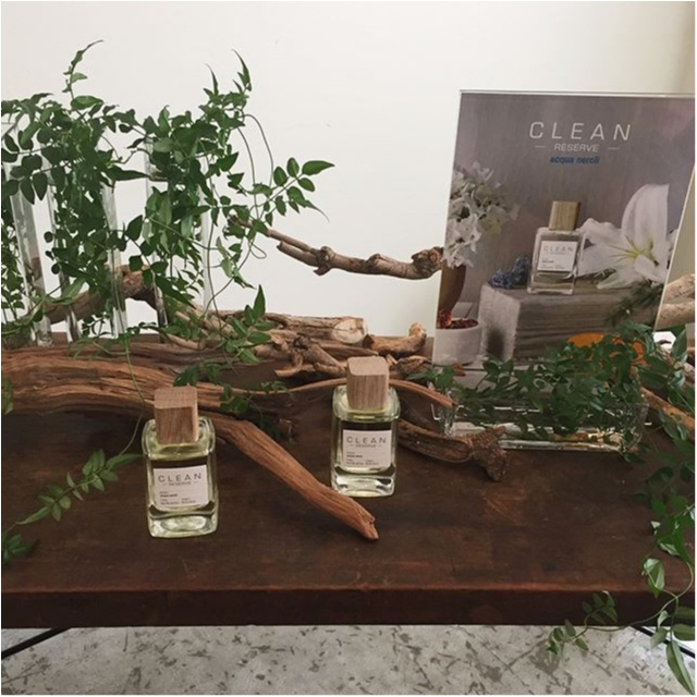 モワモワな湿気も心地よく変えてくれそうな香り「アクア ネロリ」が『クリーン』に加わりました♡_1