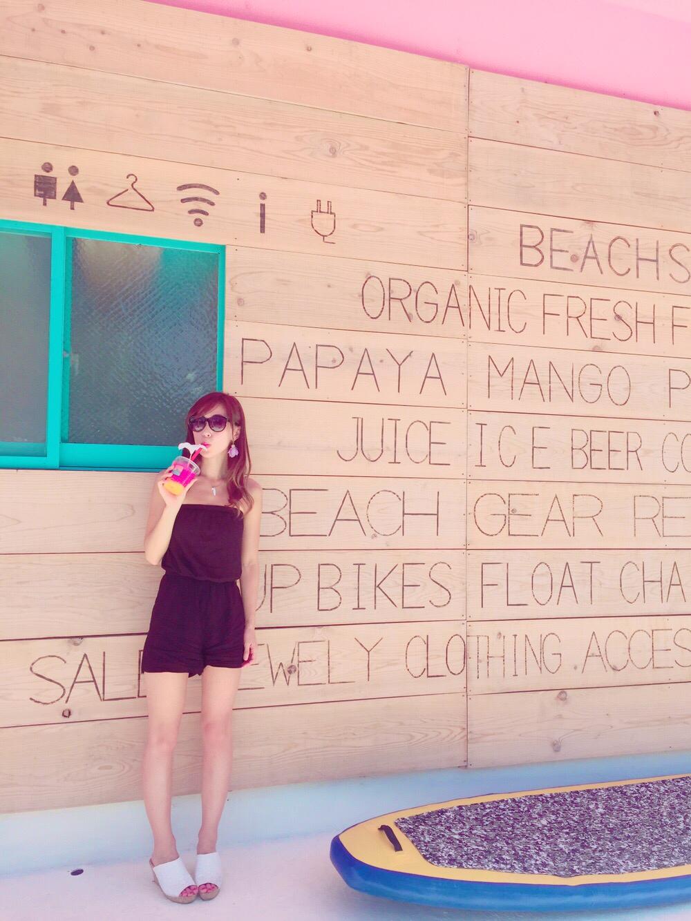 【TRIP】ほんとうは教えたくない!超フォトジェニック♡沖縄で1番すきなカフェ♡ MAGENTA n blue ♡_3