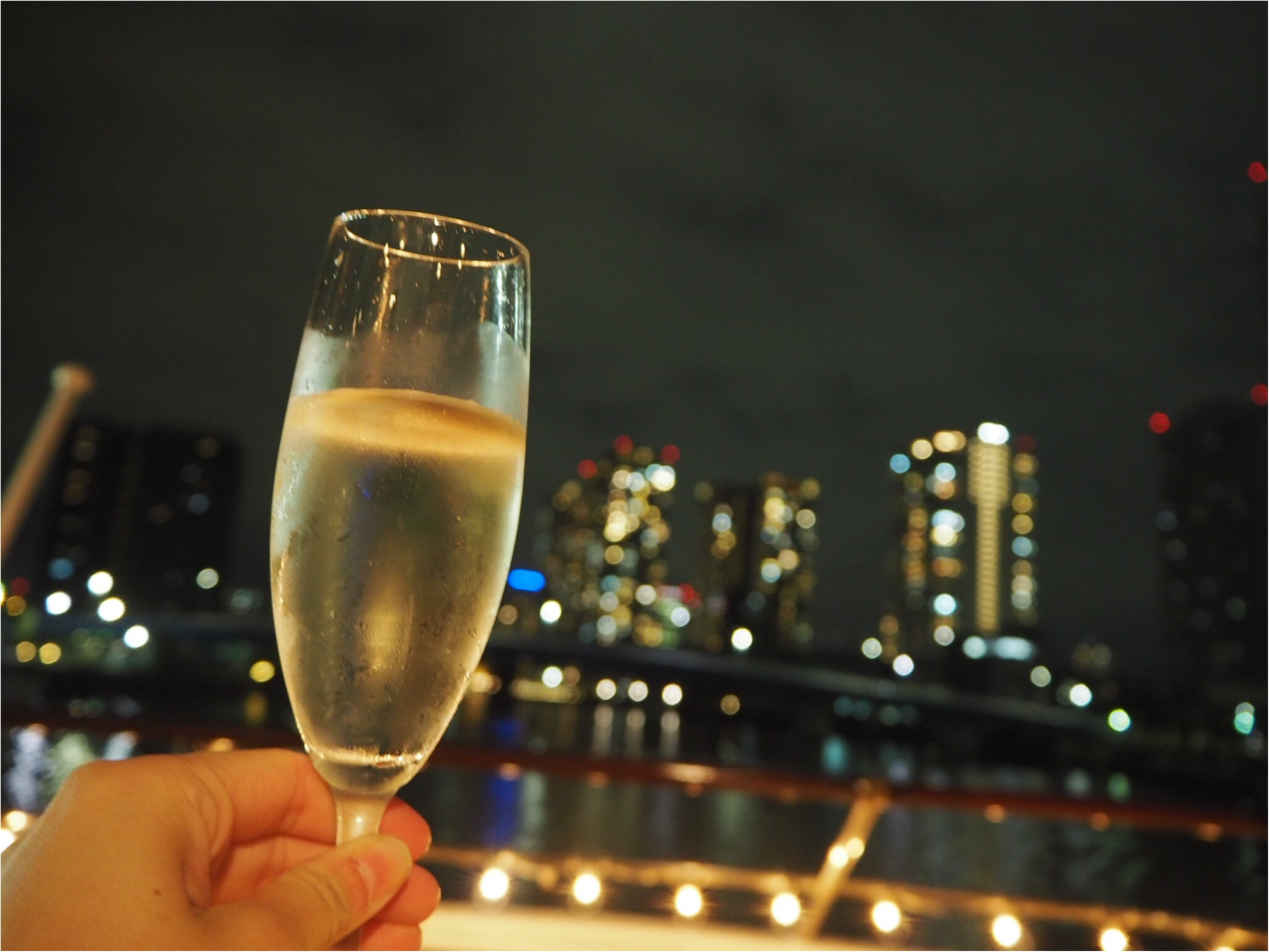 moco▶︎結婚記念日に行ったナイトクルージングは、友人達からの贈り物♡_2