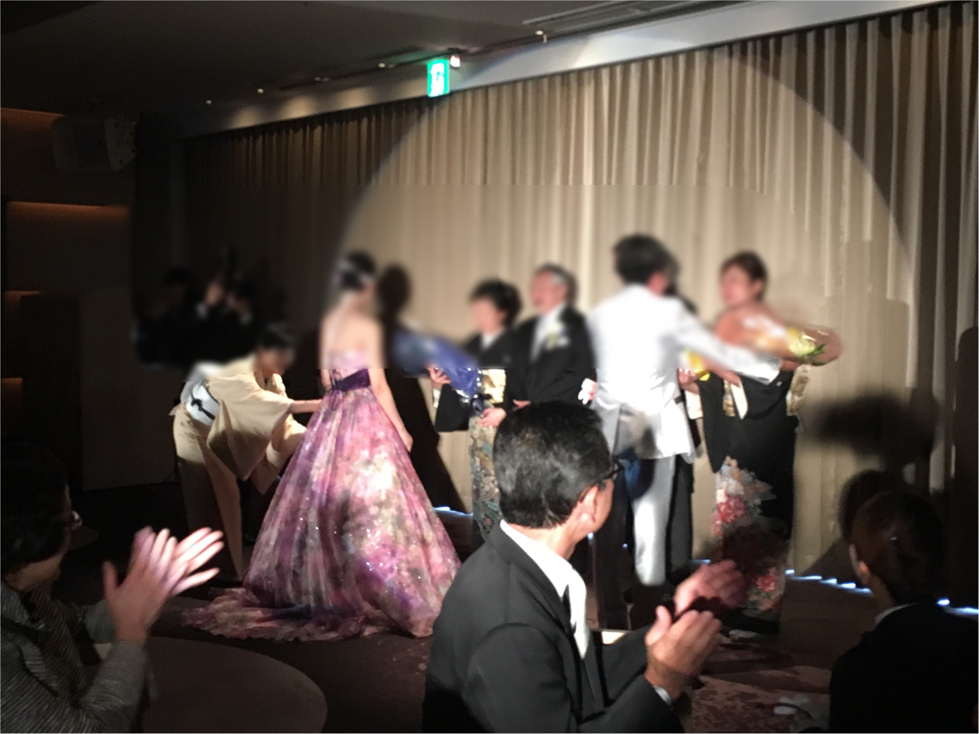 【結婚式のいろいろ】弟の結婚式に参加してきました♡‐八芳園‐_10