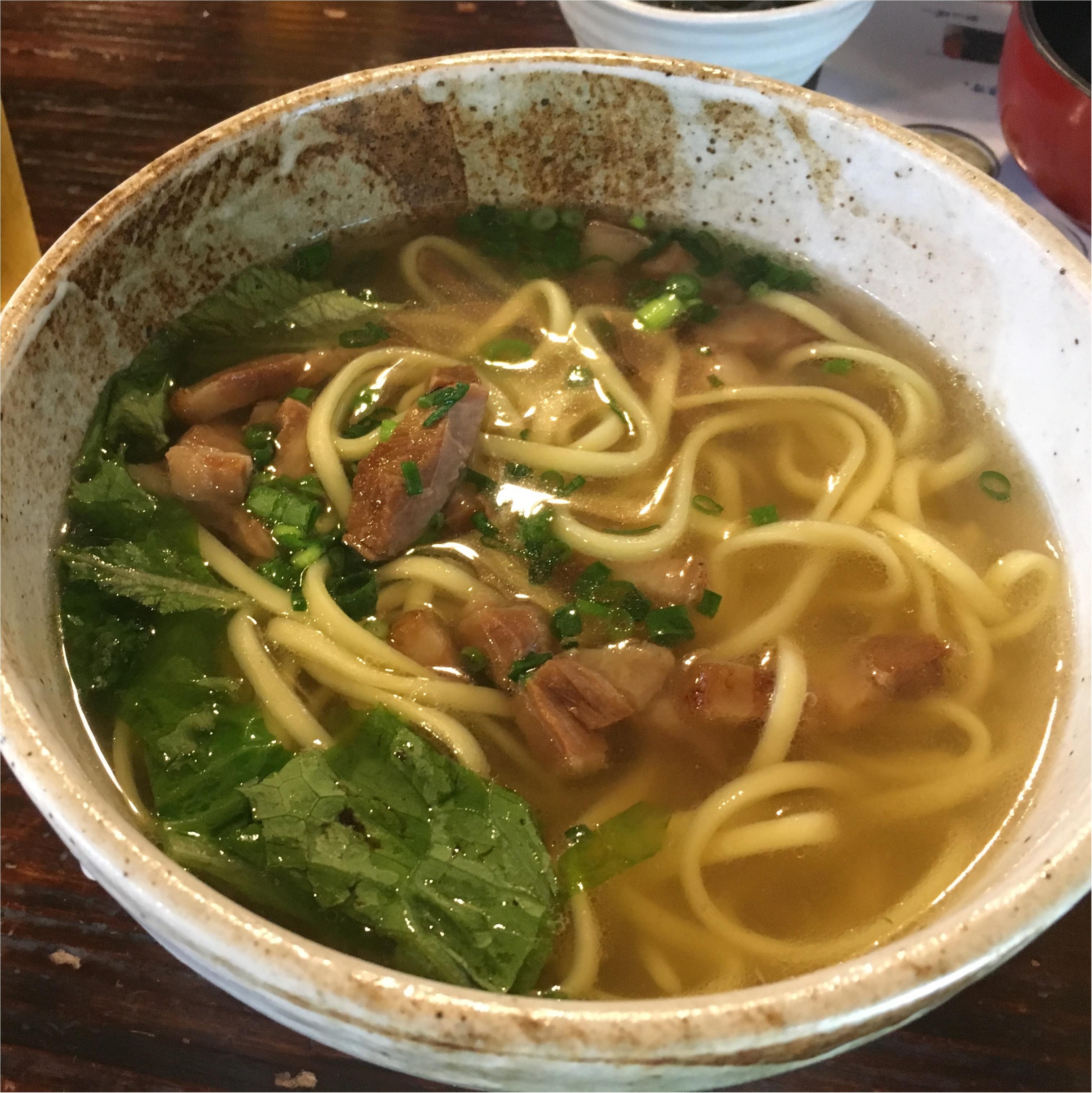 【TRIP】石垣島で美味しかった食べ物たち♡_4