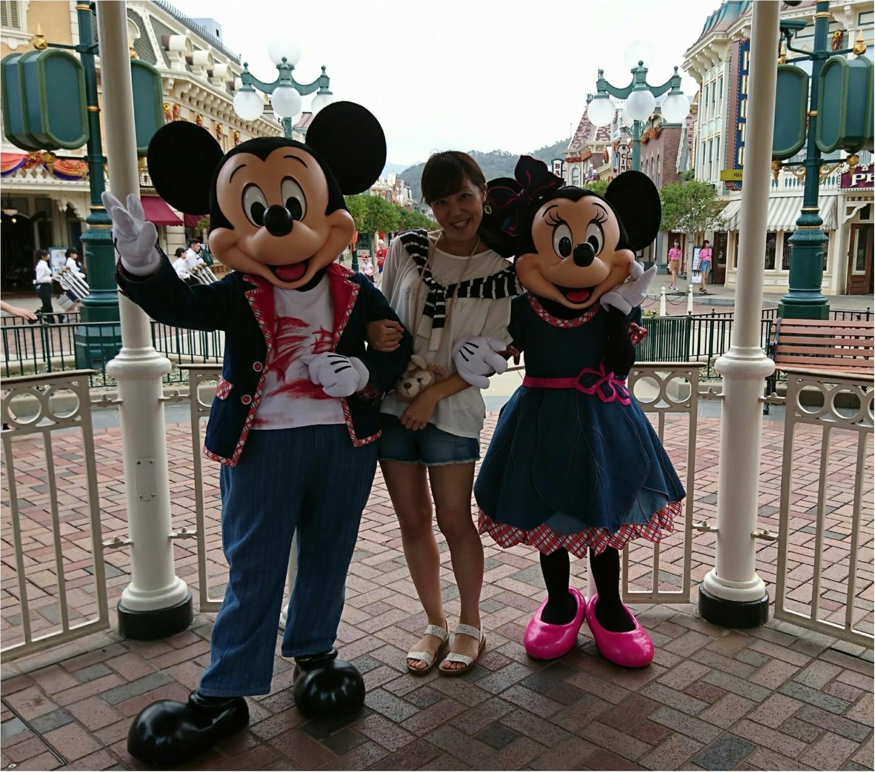 【Disney特集】香港ディズニーランドのグリーティングが狙い目\(^^)/_3