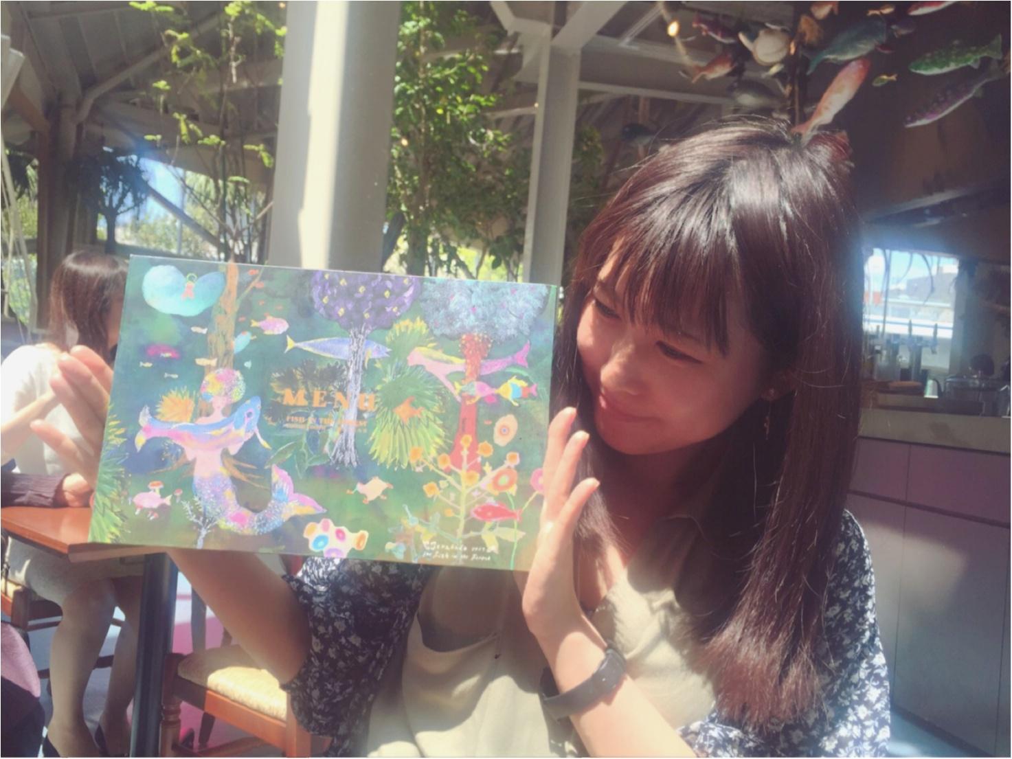神戸★みそさんぽ-メリケンパークに新スポット続々!地元に愛されたcafe Fish!がリニューアル-_3
