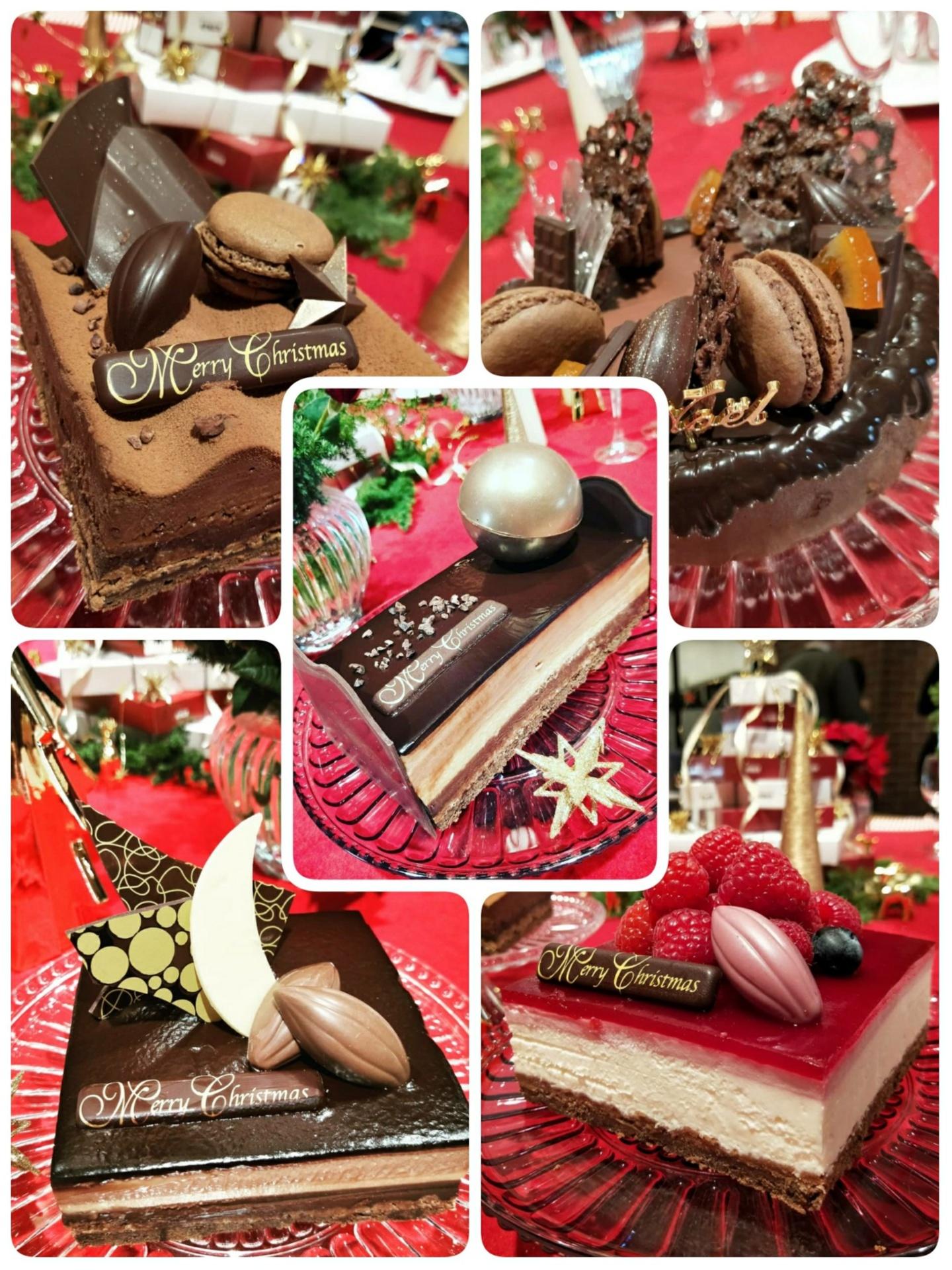 横浜チョコレート専門店「バニラビーンズ」のクリスマスケーキ試食会レポ♡_1