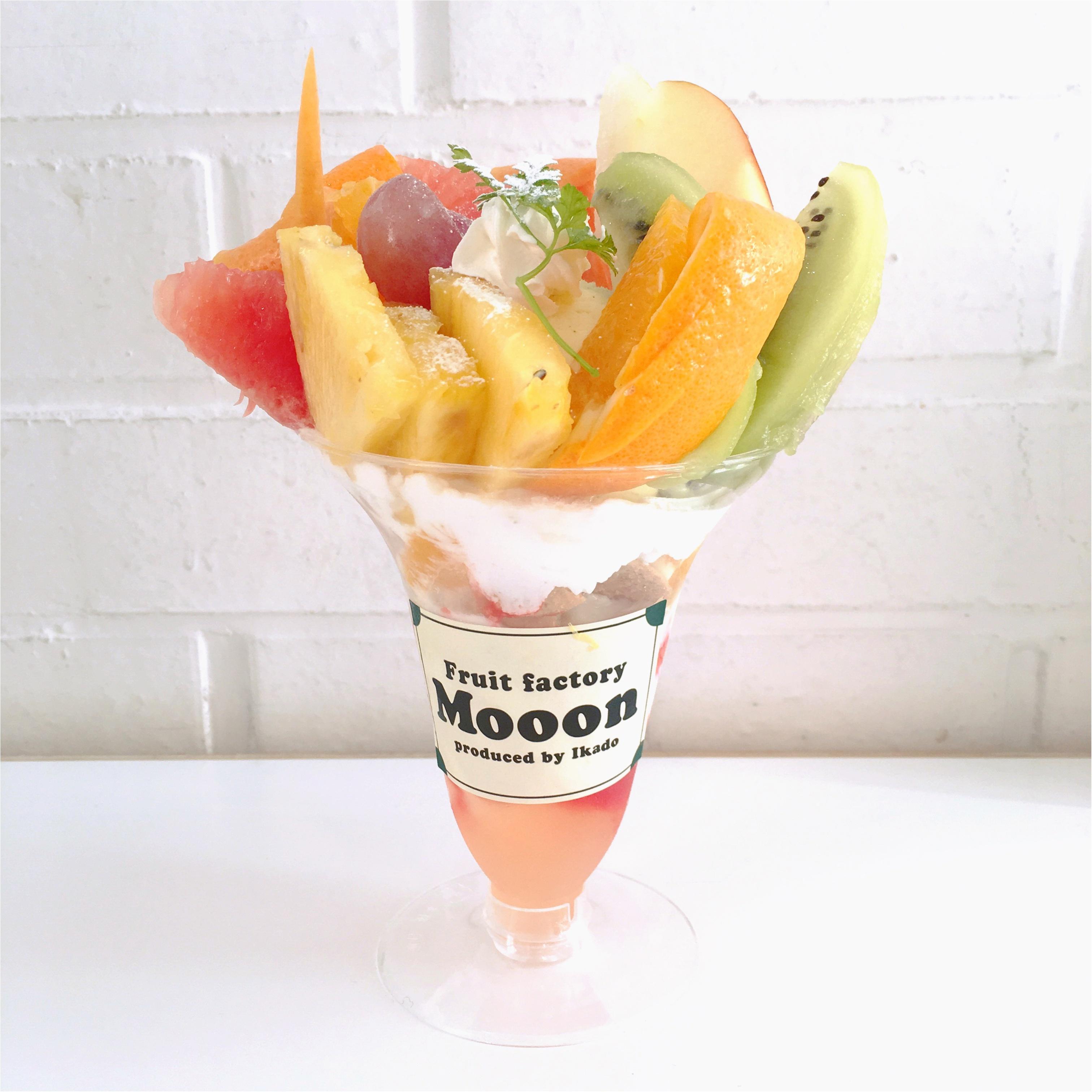 フルーツ好きさん集まれ♡ 果実専門店が作る完熟の《 フルーツパルフェ 》が美味しい♡♡_5