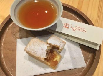 【微熱山丘-サニーヒルズ-】台湾の人気パイナップルケーキを表参道で。