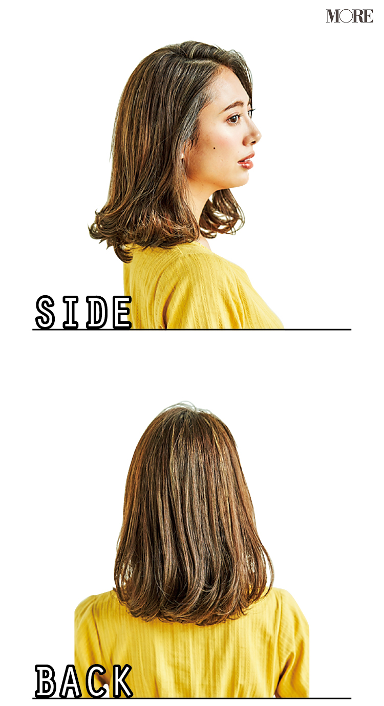 2019年秋冬におすすめの髪型は? - ボブ、ミディアム、ロングのヘアカタログ&ヘアアレンジ10選_18