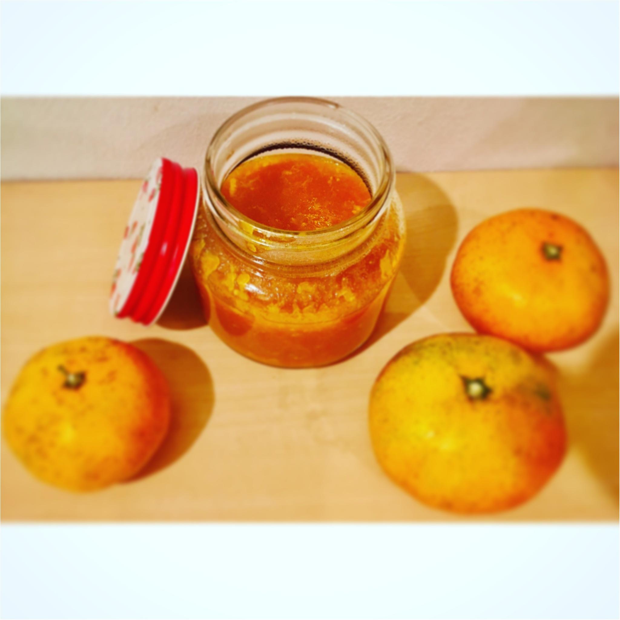 【料理▶レシピ有り】青山ファーマーズマーケットで見つけたフルーツで簡単ジャム作り☺_3