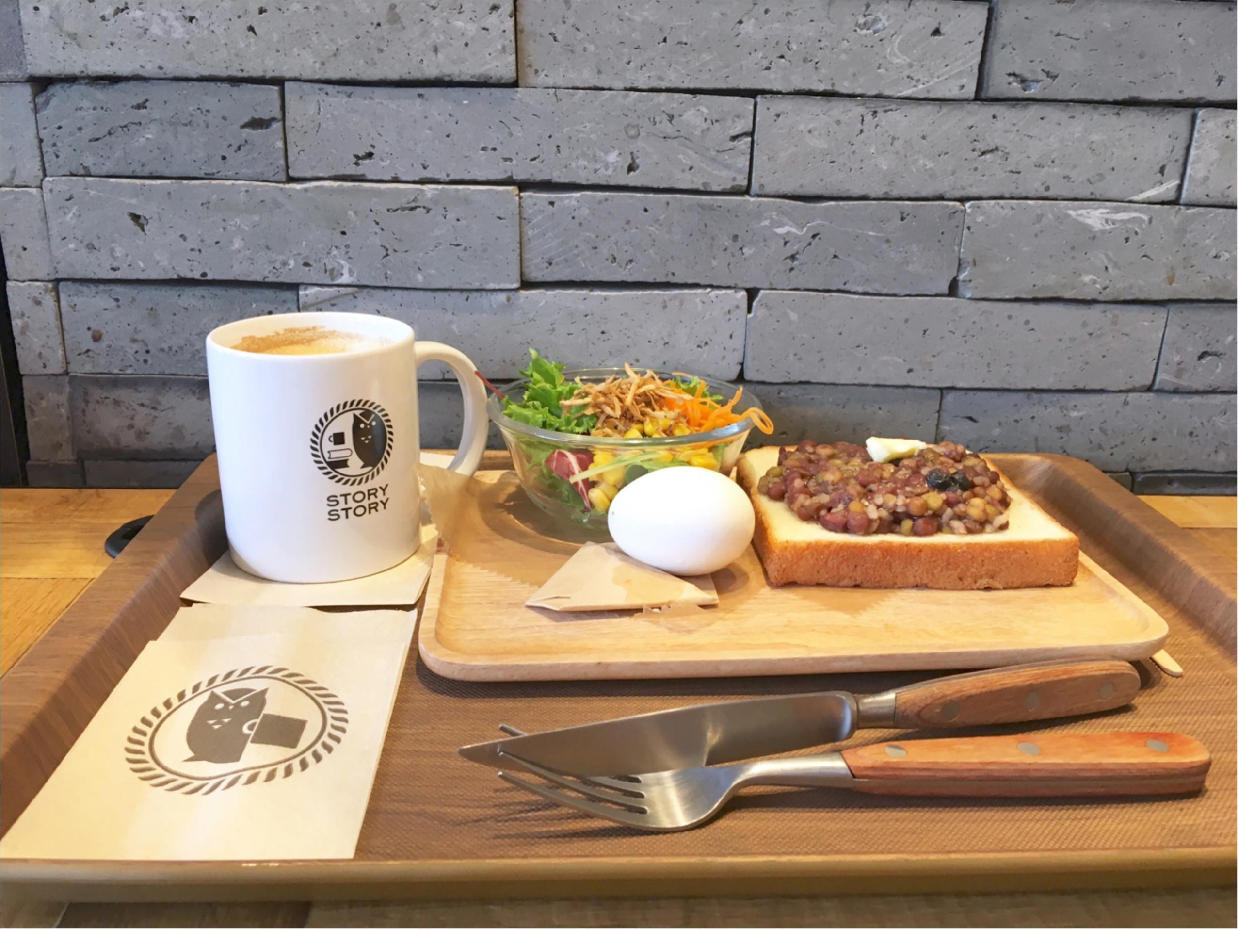 《東京》愛しのあんバターパンが食べられるカフェ♡5選_2
