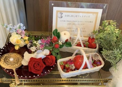 【いちごシーズン到来】インターコンチネンタル東京ベイで白雪姫のストロベリーブッフェが開催中!_5