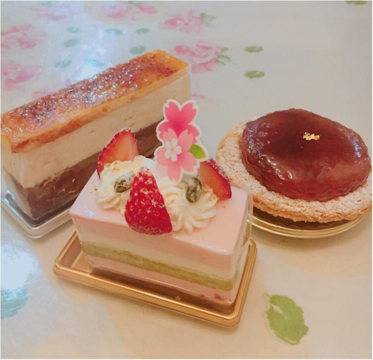 【ホワイトデー】憧れのToshi Yoroizuka@東京ミッドタウン♡宝石のようなケーキたちにうっとり♡♡_5