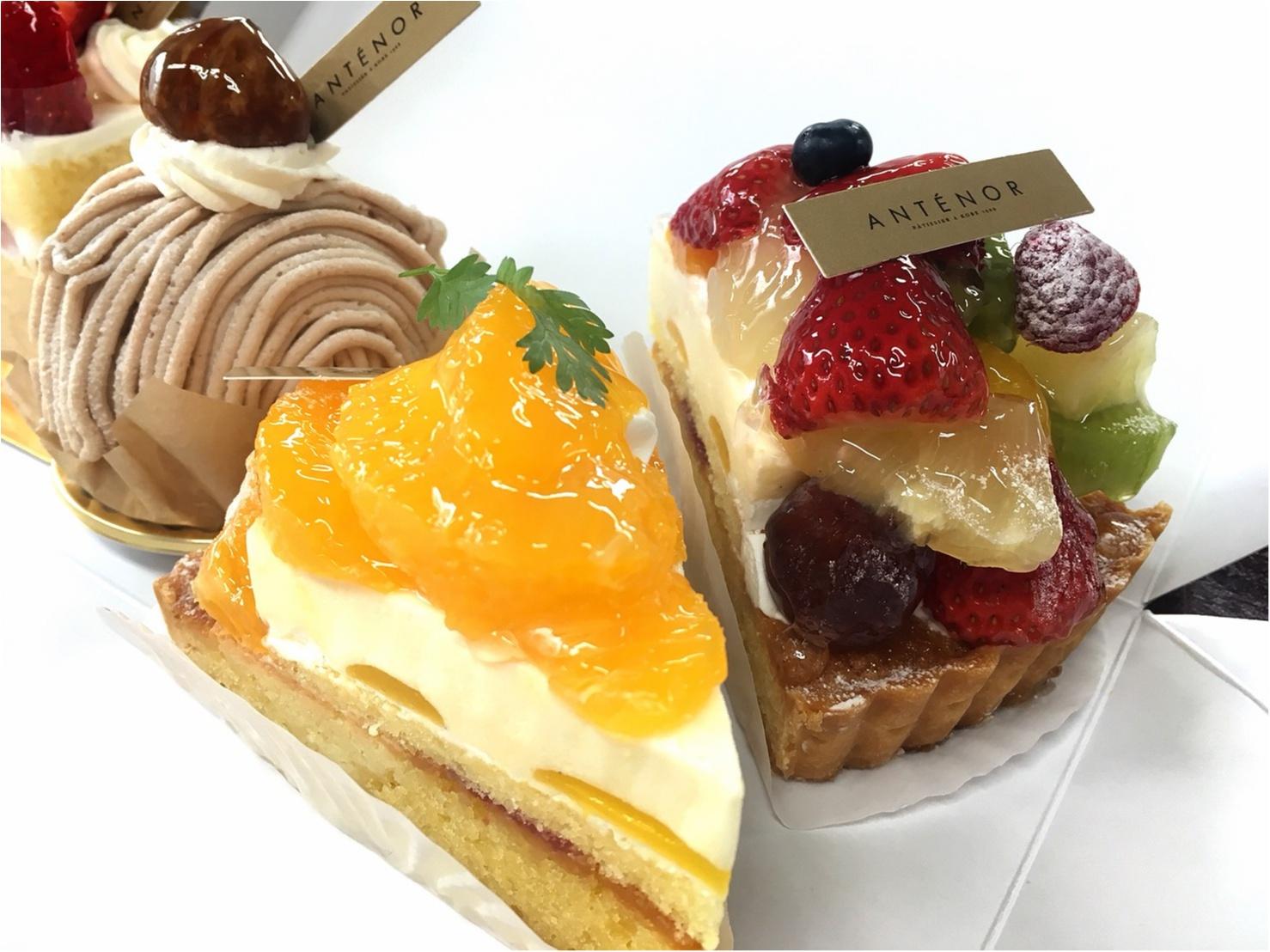 アンテノールのケーキが美味しすぎる。_2