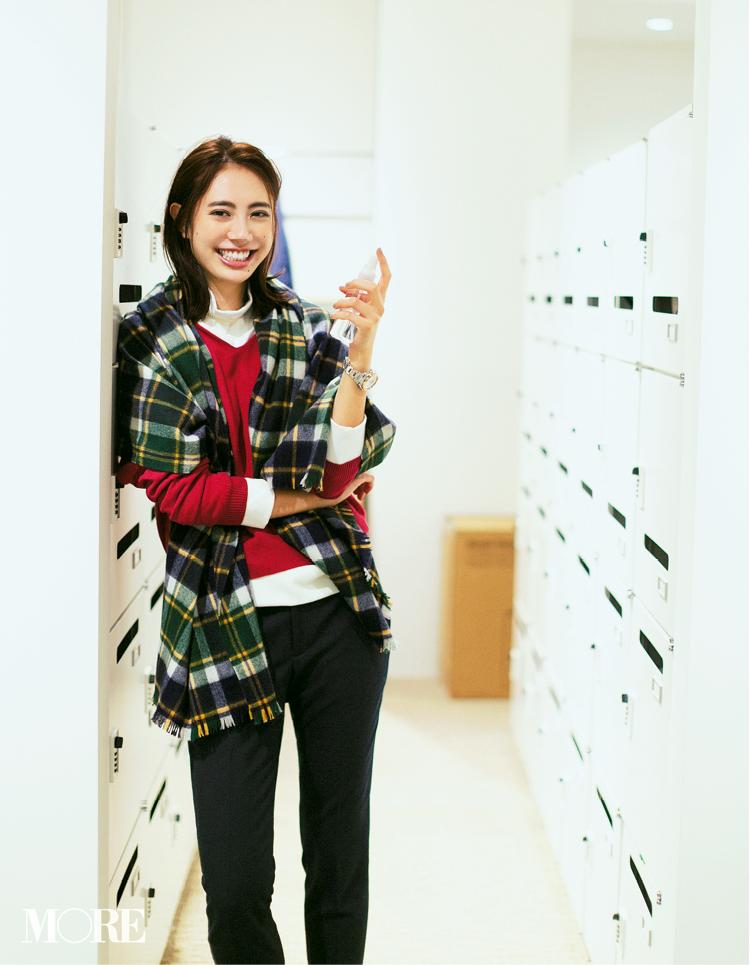 冬のおすすめ【ストールコーデ】 | 20代ファッション・レディース・おしゃれ_1_1