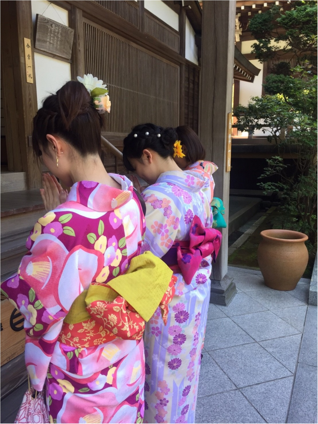 【鎌倉】着物で行きたいスポットNo.1♡フォトジェニックすぎる「報国寺」散策!_6
