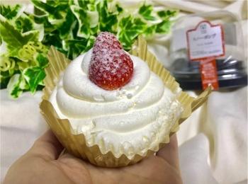 【ローソン】味は本格級★おひとりさま用《クリスマスケーキ》が可愛いすぎる♡