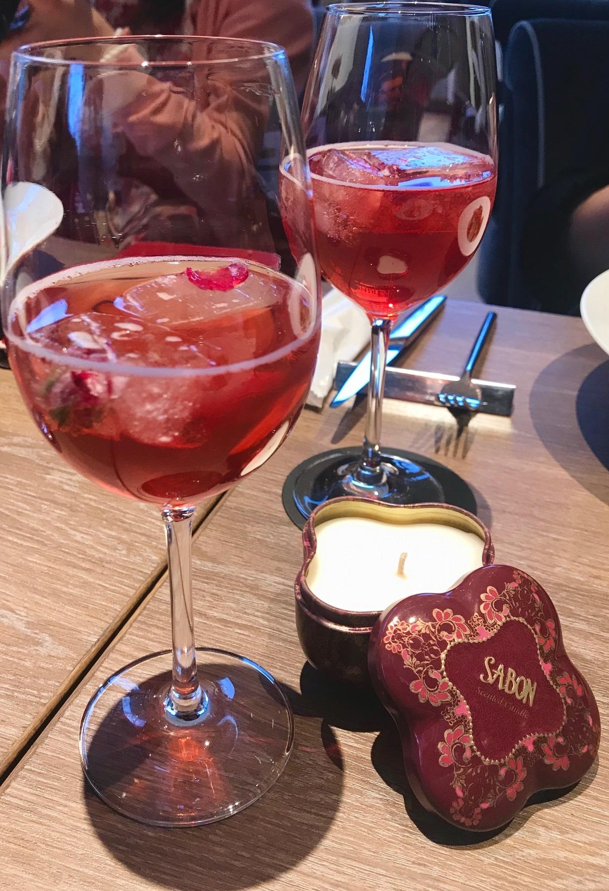 『SABON』が贈る、ローズ香るピンクのディナー(しかも特典つき♡)!! 今度のデートや女子会は『ザ ストリングス 表参道』で_9