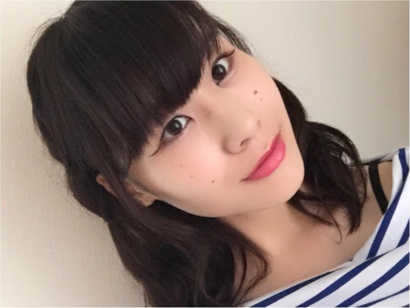 NMB48の女子力おばけ♡吉田朱里さん風ヘアアレンジ_1
