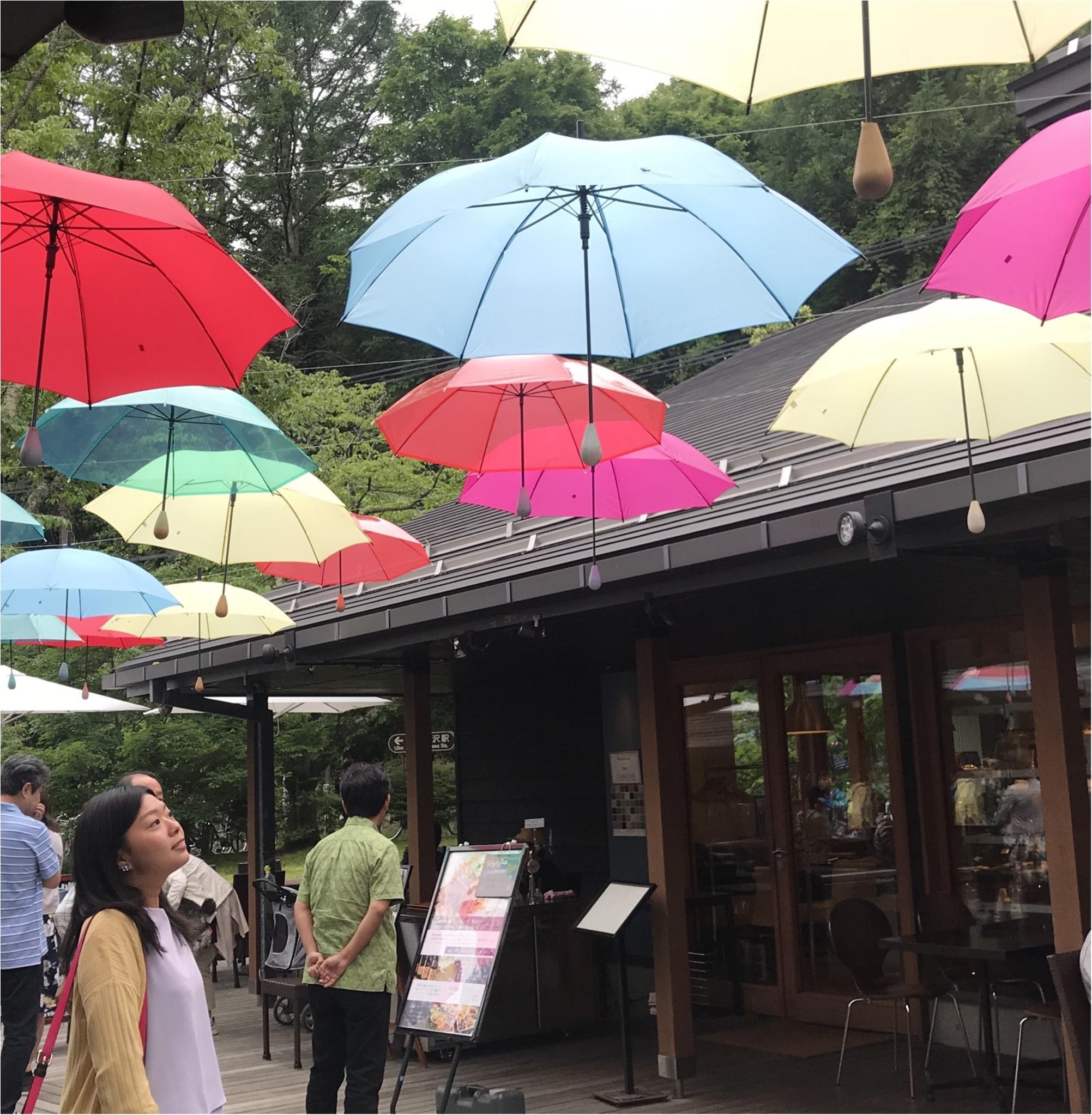 【軽井沢】梅雨が楽しく!カラフルなイベント開催中♡_3