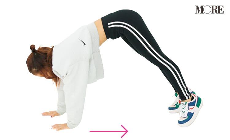美ボディを目指す筋トレメニュー特集 - 二の腕やせ、脚やせなどジムや自宅でする簡単トレーニング方法をプロやモデルに伝授!_17