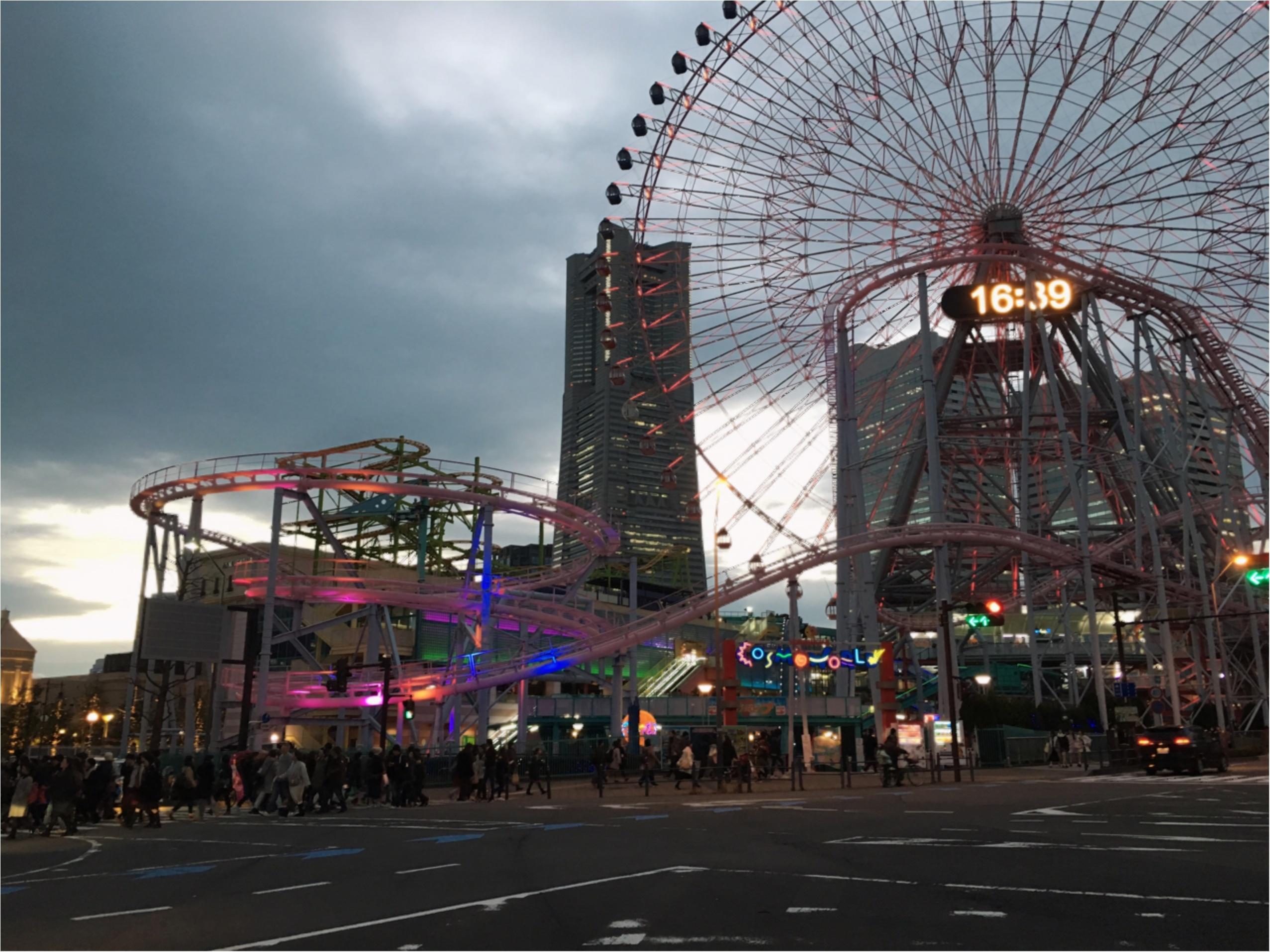 《ご当地モア❤︎神奈川》横浜みなとみらいはディズニーコラボのイルミネーション✧°_5
