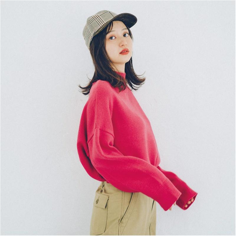 この服なら自分で驚いちゃうくらいきれいに見える♡「映える」きれい色アイテム6選、全部見せ!_1_3