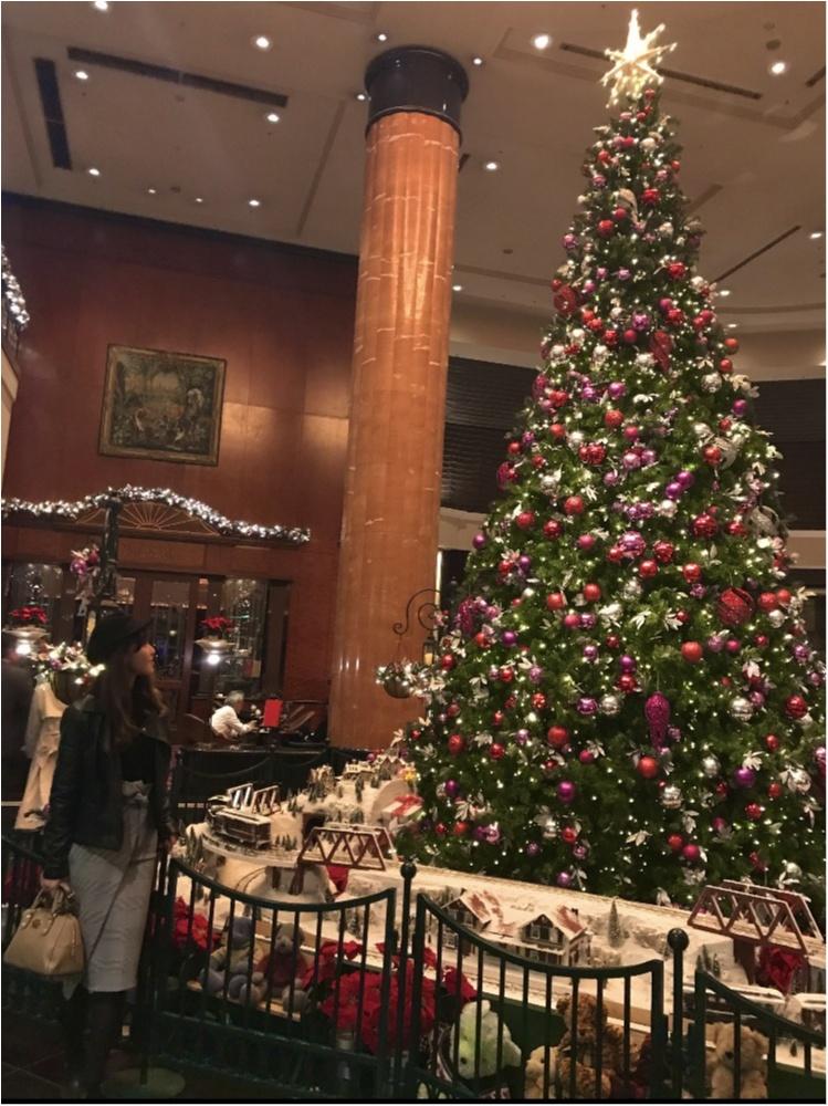 【X'MAS】今年もこの季節!デートにぴったり♪恵比寿で見るべきクリスマスツリーはこの2つ♥_9