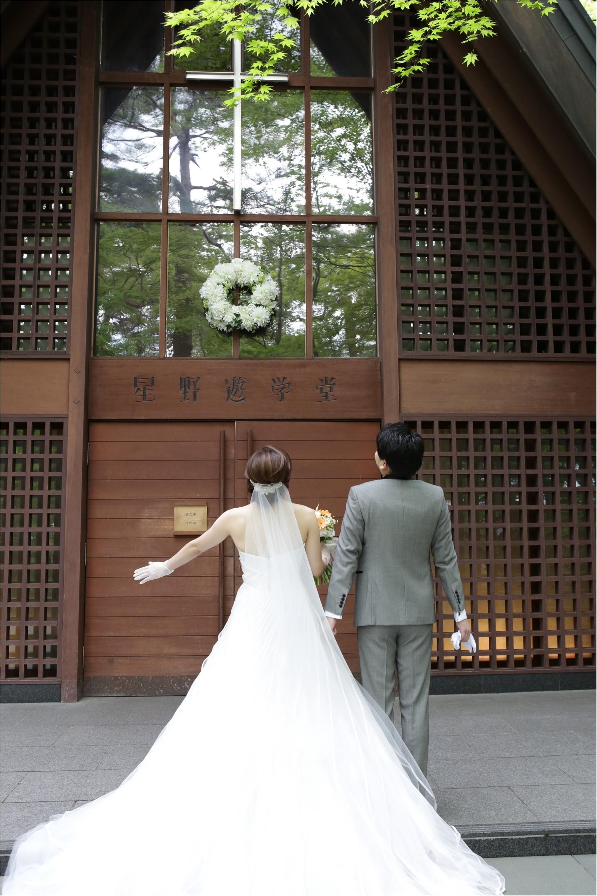 父と歩くバージンロード(軽井沢Weddingレポ②)_1