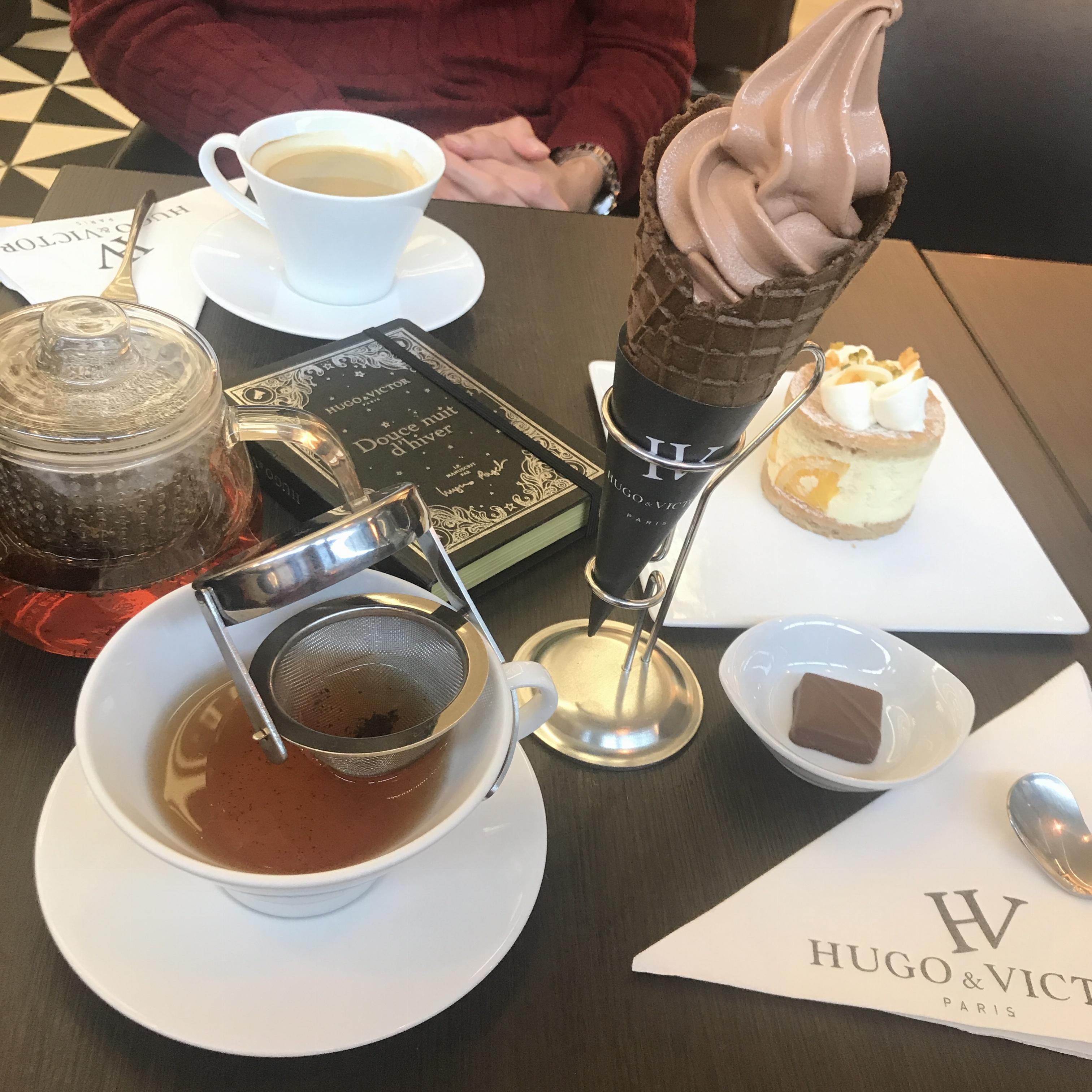 【Hugo & Victor】チョコレートショップ and カフェ in表参道ヒルズ_1