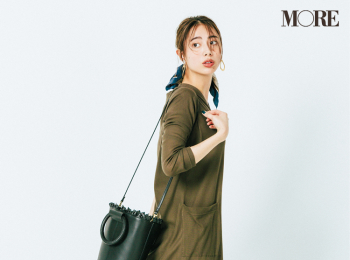 結局いちばん簡単説♡美スタイルにショルダーバッグがきく、その理由は? 記事Photo Gallery
