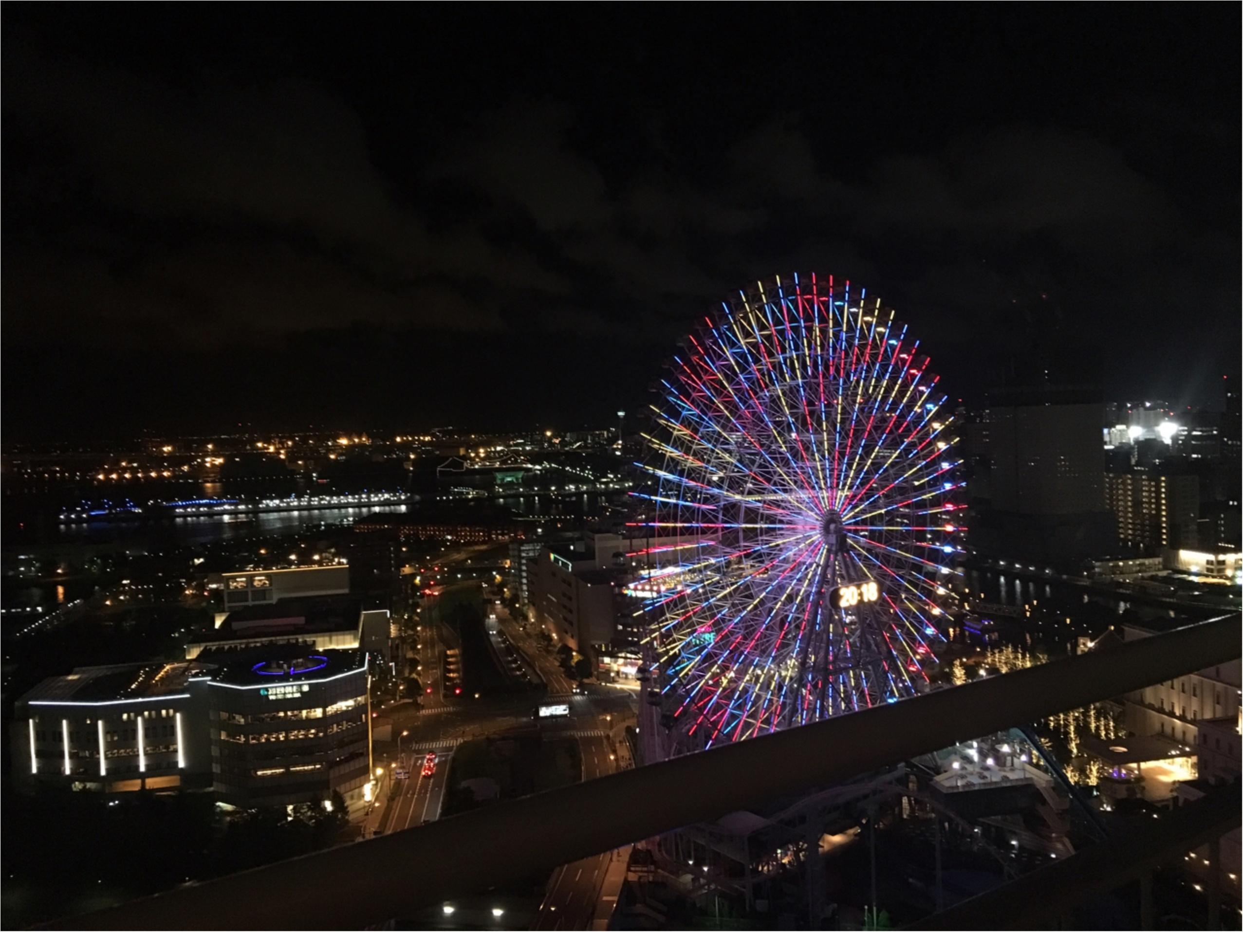 休暇で横浜旅行するなら♡景色と朝食がオススメのホテル_3