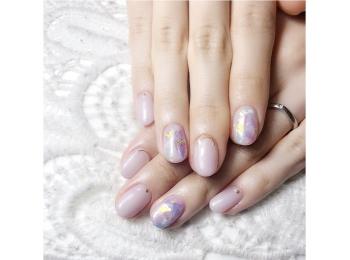【New♡Nail】梅雨の紫陽花カラー