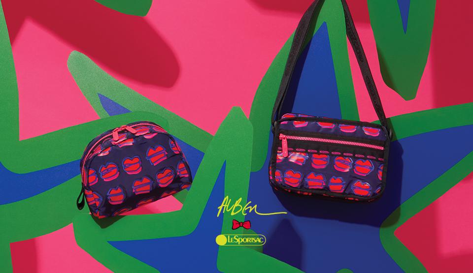 ハッピーになれるバッグといえば……♡『アルベール・エルバス × レスポートサック』コラボ第3弾発売中!_5