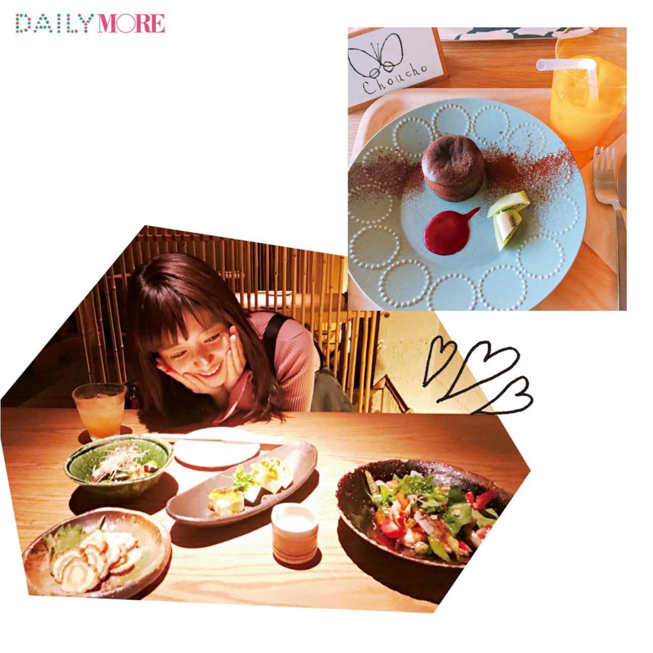 【モアモデルの大好物って?】りなは、和食LOVER! スイーツはもちろん別腹で!!_1