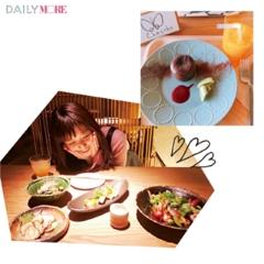【モアモデルの大好物って?】りなは、和食LOVER! スイーツはもちろん別腹で!!