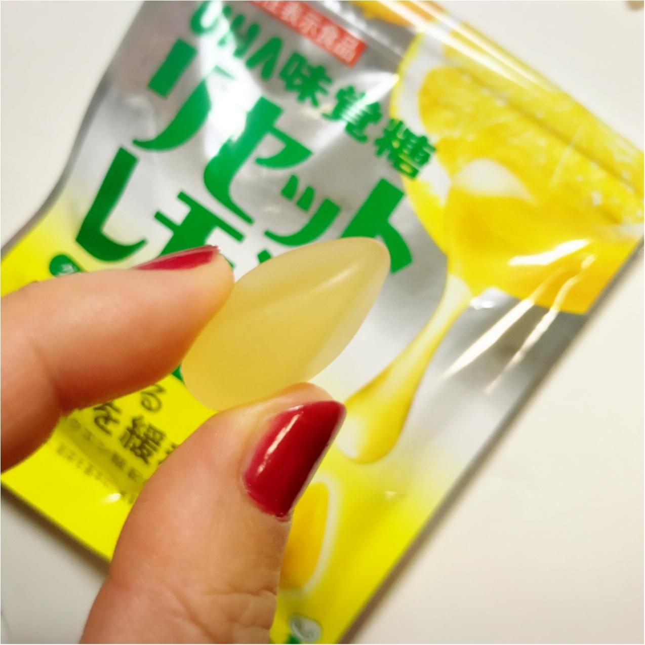 クエン酸配合☆疲れをリセットするグミ【リセットレモン】でリフレッシュ♡_2