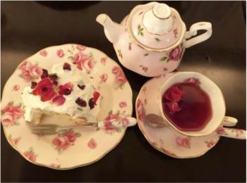 【#東京カフェ巡り】自分で食器が選べる!?『カフェ シャンソニエ アコリット』はアンティークな魅力がいっぱい♡