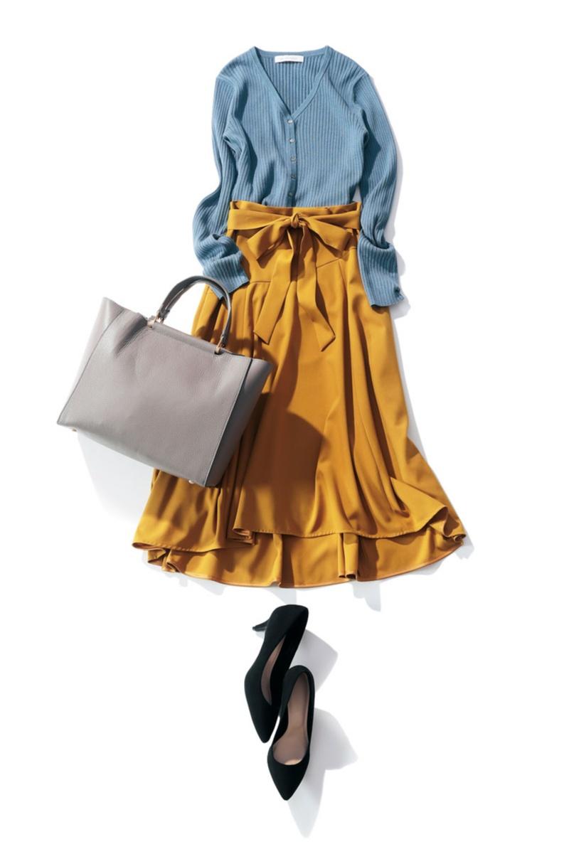 GU,きれい色,オフィス服,オフィストレンド,流行