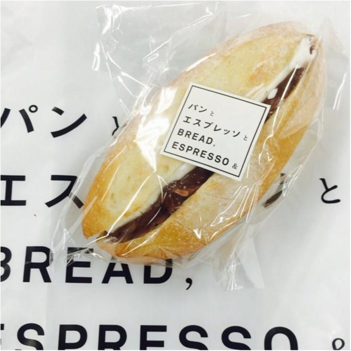 本日オープン!パンとエスプレッソと*南森町交差点!_4