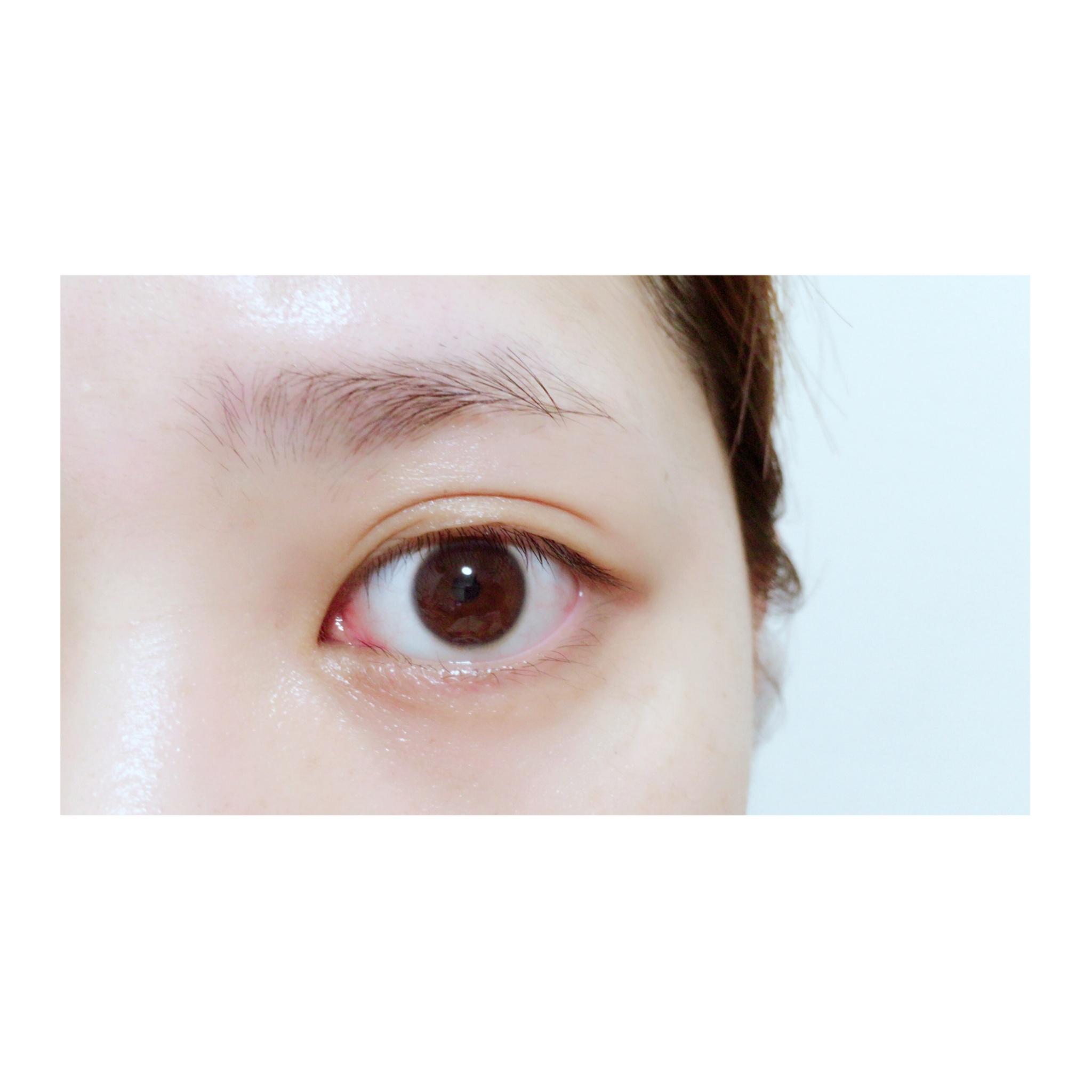 ◎オフィスでも大丈夫♩ナチュラルだけど瞳を大きく見せてくれる大人のサークルレンズ♡ワンデーアキュビューディファインの新色レポ_2