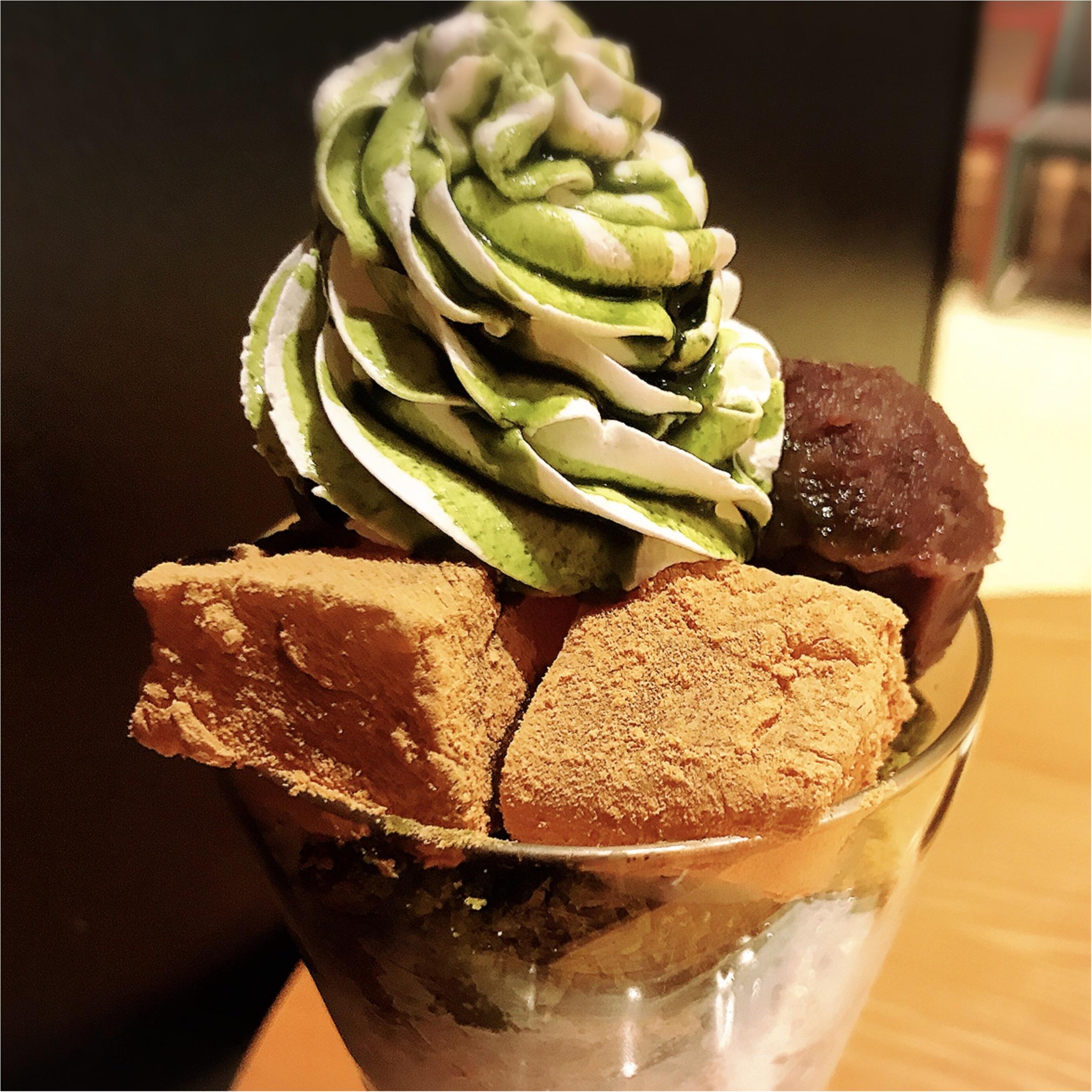 大好きなもの全部乗せ♡nana's greentea(ナナズグリーンティー)の抹茶パフェ!_2