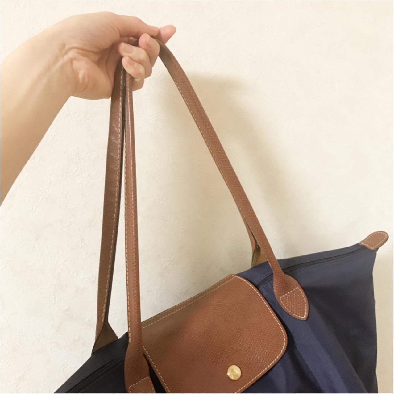 【○○で選ぶならコレ❤︎】私のお仕事バッグは《LONGCHAMP ル・プリアージュ》♡ _2