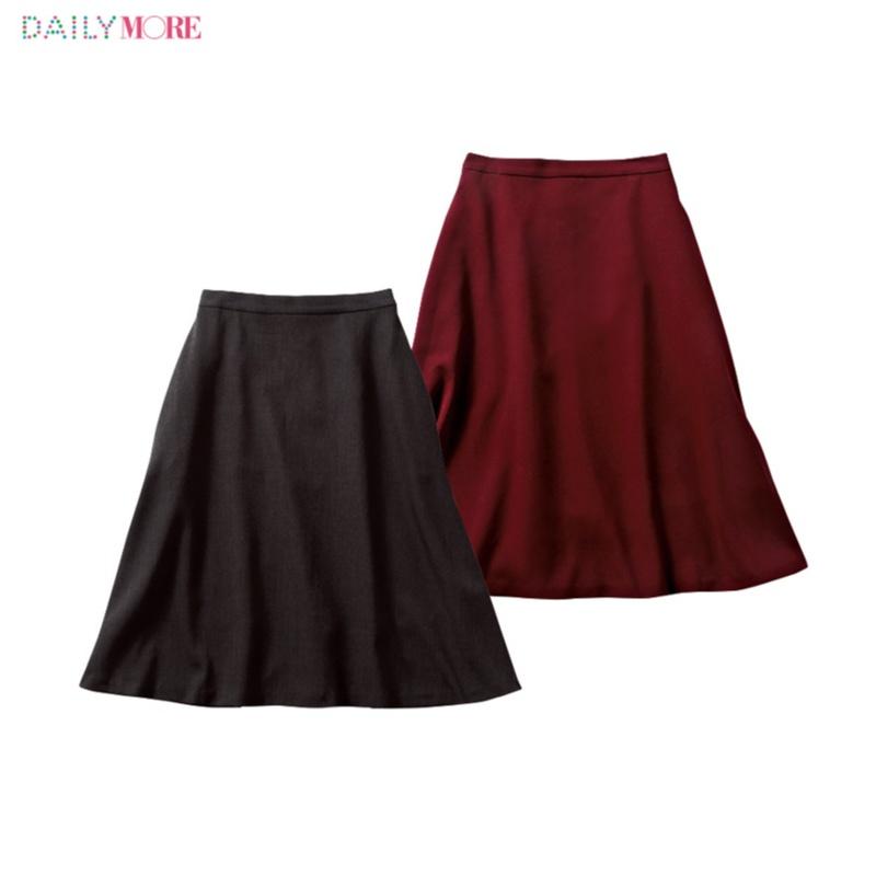 【公式通販GET MORE!】オンオフ使えて、はくだけで女っぽさ3割増し! 『Flower Days』の最新スカート_2_2